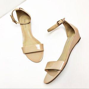 Talbots Camilla Wedge Sandals